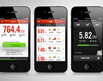 Nike+ Running iPhone App