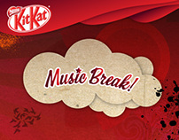 Kit Kat Music Break