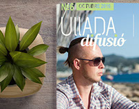 logo&magazine cover design