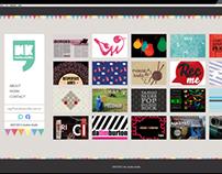 Mueka studio // Web Design
