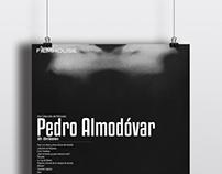 PEDRO ALMODÓVAR FILM FESTIVAL POSTER
