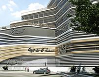 Гостиничный  комплекс в г.Одесса