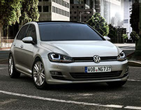 Golf 7 »Driving Experience«