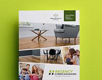 Regency Hybrid Advance Brand and Brochure