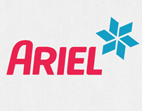 Ariel new concept and visual identity