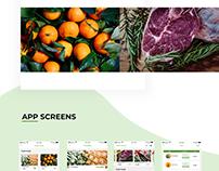 FoodMart: Online Grocery Store