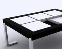 "Transformable table ""Flip-Flop"""