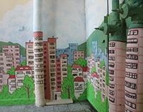 SOFIA PANEL Mural