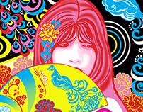 Harajuku - Japanese & Pop Art Inspired