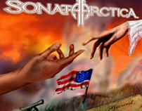 Capa para EP - Sonata Arctica