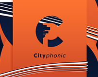 Cityphonic – branding identity