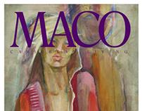 EDITORIAL DESIGN-MACO Caribbean Living magazine