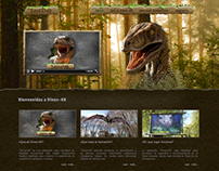 Dinosar Website