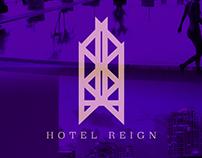 HOTEL REIGN | branding
