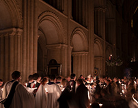 Norwich Cathedral Advent Service