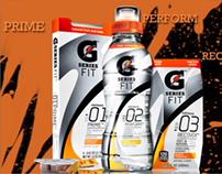 Gatorade G_Power Advertising Project