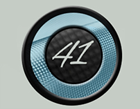 My logo Ace41studios