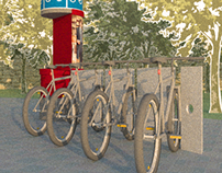 Bike Fountain