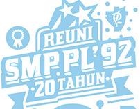 SMP PL'92 REUNION