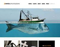 Omnia Comunicazione - Web Site