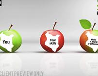 Safaricom World Of Difference Animation