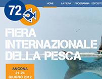 Fiera della Pesca 2012 - Web site