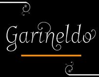 Free fonts Garineldo  & GarineldoNo01