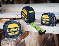 Stanley works - DeWALT Premium Tape