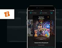 Ingresso.com   Redesign do app