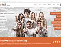 Orane - An Evolutionary WordPress Theme