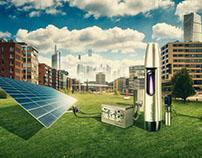 Foto Wettbewerb Metropolen – Smart Cities 2012