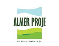 Almer Proje Logo Design