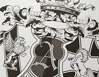 Personal crest