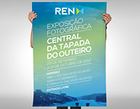 REN photographic exhibition