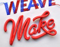 Print Weave Make – ID