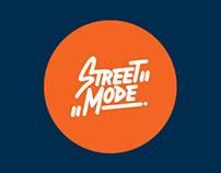 4th Street Mode Festival Identity (2012)