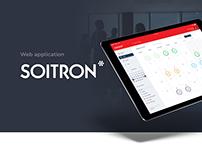 Soitron app - facelift