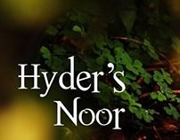Hyder's Noor