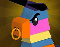 Piñata Games Logo