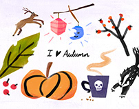 Autumn Things