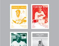 Baseball Palette