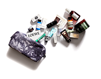 Barneys NY Beauty Bag Campaign