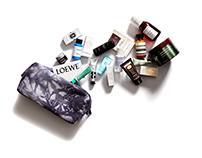 Barneys NY Beauty Bag Campaign