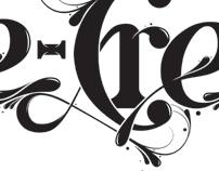 Be-creative Typography