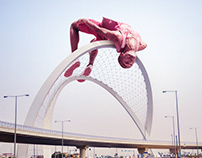 Mutaz Barshim, What Gravity!