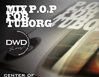 MIX P.O.P FOR TUBORG