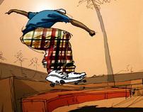 Skateboarding Finest