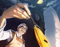 Hayao Miyazaki Tribute
