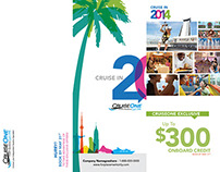 2014 Royal Caribbean Direct Mailer
