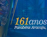 Aracaju 161 anos - Display Site Cohab Premium
